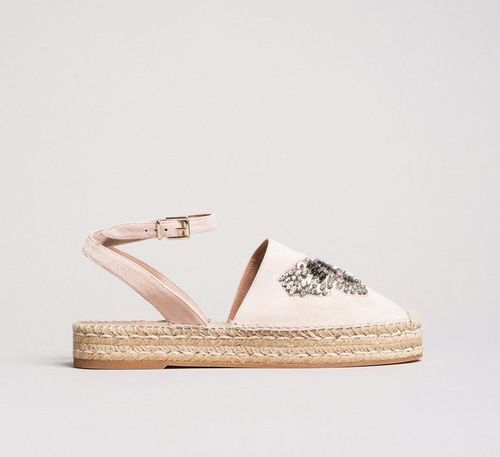 TWINSET ESPADILLAS 191TCP104